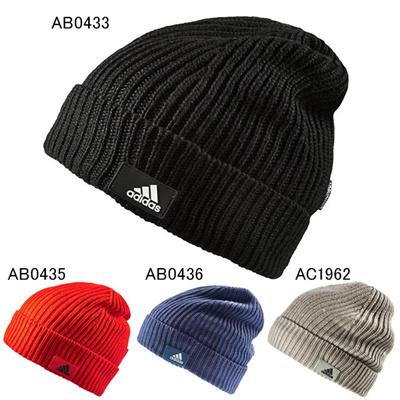 アディダス (adidas) CLIMAHEAT NEWビーニー ABB98 [分類:スポーツ ニット帽]の画像