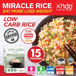 [15 Meals ONLY $25] Miracle Rice