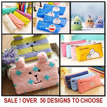 [ORTE] Christmas SALE* Kids Pencil Cases and Pouch* Children Day Gift * Wide Selections imported from Japan and Korea* Gifts* From $2.50 only* Unique* Fancy* Lovely* Cute*