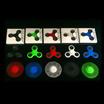 [Valkyre] *Star buy* Fidget Spinner Blue/ Black/ White/ Red/ Green