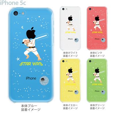 【iPhone5c】【iPhone5cケース】【iPhone5cカバー】【ケース】【カバー】【スマホケース】【クリアケース】【クリアーアーツ】【STAR WAS】 10-ip5cp-ca0047の画像