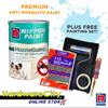 NIPPON MOZZIE GUARD Premium Anti Mosquito Paint -Off Whites- 5L
