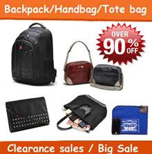 [Clearance sales] Agatha Paris Doggy Stud/backpack/handbag/shoulder bag/tote bag/ branded bag