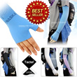 ★Made in Korea★ UV Protection Hand Arm Cooling Arm Sleeves Coll Cover Fishing Climbling Cycle Driving Skin Cooler