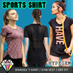 ★HYPEGEM★ HOT SALES SPORTS WEAR / T-SHIRT / TANK TOPS / VEST / COTTON SPANDEX POLYESTER SPORTS WEAR / GYM APPARELS / SLIMMING / FREE DELIVERY / SWIMWEAR WOMEN FASHION LINGERIE PREMIUM Quality ★