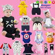 200++design*100% cotton Free romper/bib 22/9/2016 updated baby rompers/baby clothes/ sleep wear/ boys or girls pajamas/Jumpers/baby clothing/ kids clothes/pyjamas/National Day