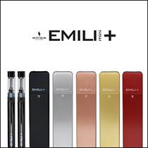 送料無料 EMILI MINI+ (エミリ ミニ プラス) 【電子タバコ】 電子たばこ リキッド 10本付 smiss社 正規品 EMILI MINI+ 電子タバコ