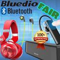 Bluedio Q5/H+/T2+/DF7/Bs-02 Bluetooth V4.1 Headset Wireless Sports Headphone/BS-2 BT V4.1 Sport Headset Bluetooth Paling Ringan (GARANSI BLUEDIO 6BULAN)