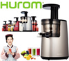 Local Seller Warranty ★Korean Hurom★ Cold Press HU-500DG HH-SBF11 New Slow Citrus Juicer Extractor Machine Juice Fruit Vegetable 2nd Generation