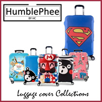 Travel Luggage Bag Protector Cover *40 0ver Designs Available* SG Seller Ready Stocks