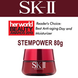 [SPECIAL OFFER]♥LIMITED QTY PRICE!! SK-II Stempower 80g! WORTH $219! GRAB NOW! FREE Kenzo Vanity Case worth $29.90 if purchase 3qty from our Estore!