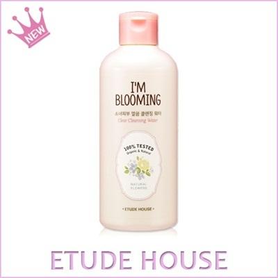 【クリックで詳細表示】[エチュードハウス][Sweet Box] Im Blooming Clear Cleansing Water 280ml (No-wash) / Organic and Natural