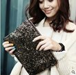 New Dazzling Sequins Clutch Wallet 6 Colors