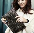 New Dazzling Sequins Clutch Wallet 6 Colors