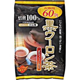 黒ウーロン茶お徳用 180g(3g×60包)5400円以上で送料無料(黒烏龍茶)【RCP】