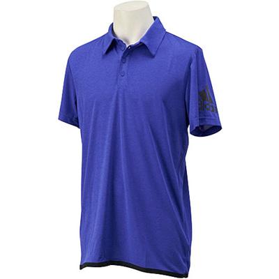 アディダス(adidas) クライマチルポロシャツ GYT58 S27233 チルナイトフラッシュ/ブラック 【テニス メンズ トレーニングウェア 半袖】の画像