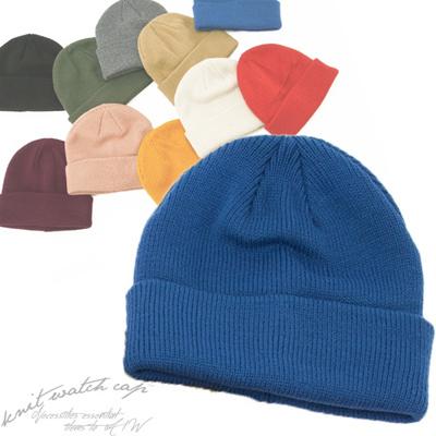 690円送込!2015年新春セール!【商品名:スタンダードニット帽】帽子 ニット帽の画像