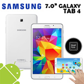 [SAMSUNG] Galaxy Tab 4 7.0 4G / 7.0Inch / Quad Core CPU / Export Set/ 1 Year Warranty Option