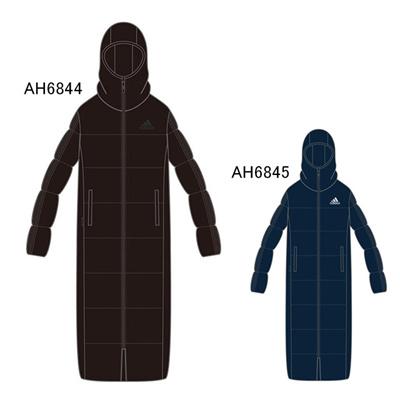 アディダス (adidas) M addias24/7 ロングコート BCL60 [分類:ボアコート・ベンチコート (メンズ・ユニセックス)] 送料無料の画像