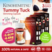 3 MTHS Kinohimitsu Tummy Tuck - GET READY FOR A BIKINI BODY - FLATTER TUMMY- ABS FITSPO! [Slimming]