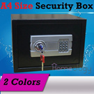 Large Size Digital Security Safety Box For A4 Size Paper Documents! Top Quality Enhanced Security!