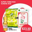 [NH]【BUY 1 FREE RICE BRAN OIL】Korea Super-Oning 4Kg/ 10Kg |SongHe Thai rice 10Kg