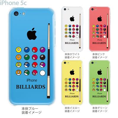 【iPhone5c】【iPhone5c ケース】【iPhone5c カバー】【ケース】【カバー】【スマホケース】【クリアケース】【クリアーアーツ】【ビリヤード】 10-ip5c-ca0066の画像