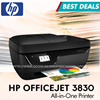 [Mechanic Nation] HP OfficeJet 3830 All-in-One Printer. WIRELESS MOBILE PRINTING