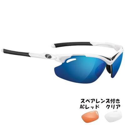 ティフォージ(Tifosi) タイラント 2.0 ホワイト/ブラック TF1120104822 【自転車 サイクリング ランニング アイウェア サングラス】の画像