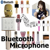 Wireless Microphone Karaoke Player Party Home KTV Singing Record Bluetooth Speaker IPhone Smartphone