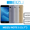 Meizu Note 5 / 5.7 inch / 16GB/32GB / Gold / Silver / Black