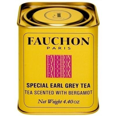 フォション 紅茶アールグレイ(缶入り)125g 【飲料】の画像