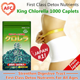 AFC King Chlorella - First Class Detox Nutrient for All Ages