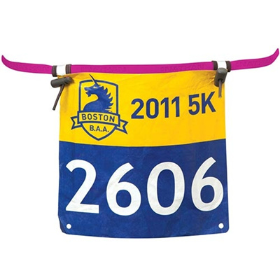 ネイサン(NATHAN) Race Number Belt B11464000 FLOROFUSCHIA 【トレイルランニング マラソン レースナンバー ゼッケン 超軽量】の画像