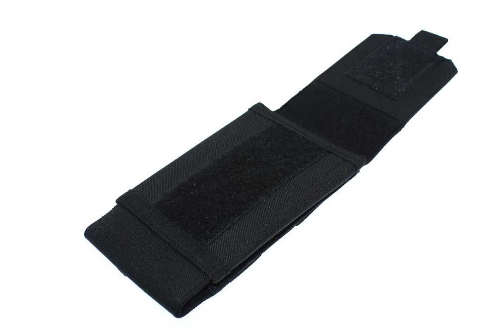 【クリックで詳細表示】Lumenナイロンポーチ LM-ARMPKL-BK(ブラック)(L サイズ)PALSベルトポーチ 【MOLLE対応】軍 軍隊 サバゲー サバイバル iphone6s/6s Plus/6/6 Plus