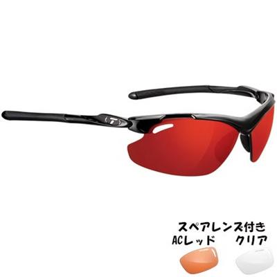 ティフォージ(Tifosi) タイラント 2.0 グロスブラック TF1120100221 【自転車 サイクリング ランニング アイウェア サングラス】の画像