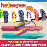 [HAVAIANAS]TOP MIX Filp flop 100% Authentic Local Free Shipping