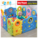 Restocked on 8 Jun.★price adjusted daily★ DIY Safety Play Pen for Babies baby/playpen / Play Yard / playyard Safety fence child a safe/Free 50 pcs balls