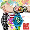 [LIMITED STOCK] QQ SMILESOLAR THE SPICE COLLECTION/JAM TANGAN UNISEX # IMPORT
