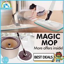 ® 👑 ALL STARS SALE 💥BOOMJOY [Twist / Lazy Mop] [M7 / Drawer Spin Mop] [P1/ P4/ P8 Spray Mop]💥