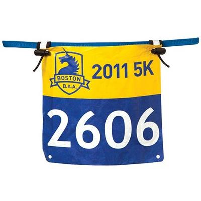 ネイサン(NATHAN) Race Number Belt B61387000 N.BLUE 【トレイルランニング マラソン レースナンバー ゼッケン 超軽量】の画像