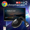 Authentic Google Chromecast 2 HDMI Media Streaming Device (with Warranty and Free Shipping)