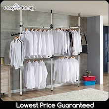 Korean Standing Pole Rack/ Clothes Rack / Drying Rack/ 3201 2501 2502 3802 2504 3804 2503