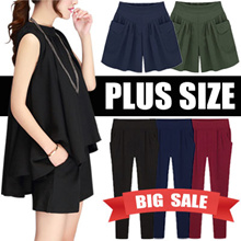 【29/8 NEW ARRIVALS】2016 New Summer Plus Size Collection /Dress /Blouse/ Skirt/Midi Skirts /T-Shirts