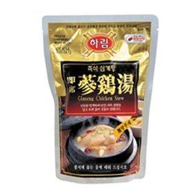 【韓国食品・韓国食材】 ■サンゲタン(ハリム参鶏湯)800g冷凍食品■の画像
