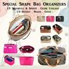 Special Shape Bag Organizer. Purse Organiser.