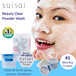 Japan No.1 Must Buy!!! Kanebo Suisai Beauty Clear Powder 0.4g - 32pc pack. Exfoliate remove black heads and dead skin cells and excess sebum while cleansing. Great for travel!