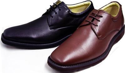 (A倉庫)BCR BC157 ビジネスシューズ プレーントゥ 本革 紳士靴 【送料無料】【smtb-TK】の画像