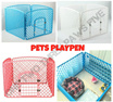 ♥♥**29-NOV-INSTOCK!**WHILE STOCK LAST** PET FENCE /CAGE/DOG/CAT/GUINEA/PIG/RABBIT/CLIPPER/SHAVER/TRIMMER/CLOTHES/BED/CUSHION/HARNESS/LEASH/TOY/SOCK/NAIL/BUFFER/PYJAMAS/PEE/PAD/TRAY/MASK♥♥