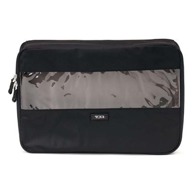 TUMI トゥミ ポーチ 48181 JOURNEY Large Packing Cube/ラージ パッキング キューブ Black/ブラック 同梱不可の画像